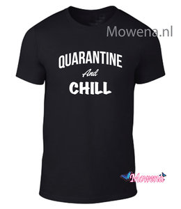 Unisex Quarantine and chill ztu135