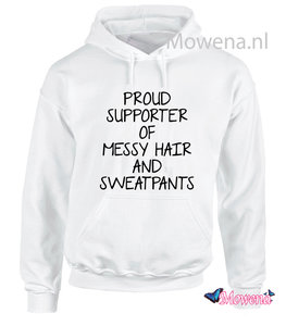 hoodie proud supporter LHF0025