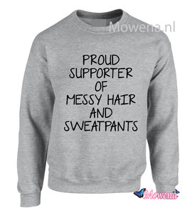 Sweater Proud supporter LHV0025