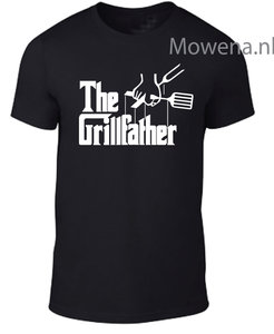 unisex t-shirt the grillfather M008
