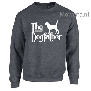 Dog father sweater DS059