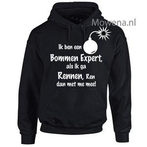 Bommen expert hoodie vk BE001