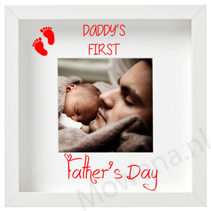 Daddy's first fathersday FL002