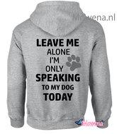 Vest-Leave-me-alone-speaking-to-my-dog-DV0128