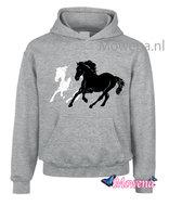 Kids-Hoodie-three-horses-KH0102