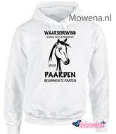 hoodie-Waarschuwing-over-paarden-te-praten-PH0139