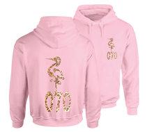 Pink-luipaard