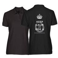 DamesPolo-shirt-....eigen-ras