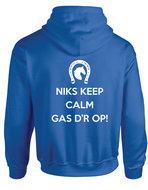 Hoodie-Niks-keep-calm-gas-drop-div.-kleuren-P0010
