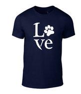 love-met-hondenpootje-unisex-div-kleuren