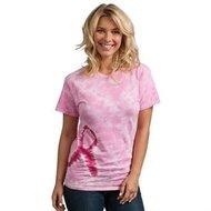 T-shirt-Pink-ribbon--TD07M