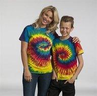 Unisex-kinder-T-shirt-TD02B-regenboog