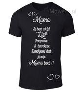 mama je bent lief