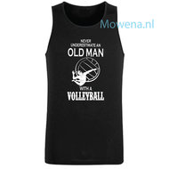 Never-underestimate-an-old-man-with-a-volleyball-div-kleuren-tu067