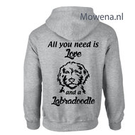 Vest-Labradoodle-all-you-need-is-love-div-kleuren-DV058