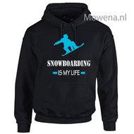 snowboarding-is-my-life-Hoodie-div.kleuren-H0070-vk