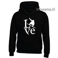 Kids-hoodie-snowboarder-love-vk-opdruk-div-kleuren-KHW0071