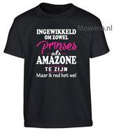 Prinses-als-amazone-kids-2-kleurenopdruk-shirt-div.-kleuren-KTP0089