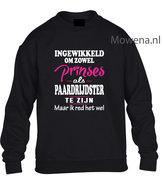 Prinses-als-paardrijdster-sweater-2-kleuren-opdruk-voorkant-KH0088