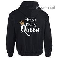 Vest-gouden-kroontje-horse-riding-Queen-div-kleuren--PV0091-goud