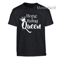 Horse-Riding-Queen-kids-shirt-div.-kleuren-KTP0091