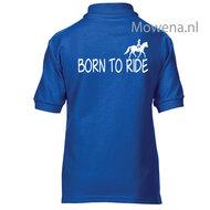 Polo-born-to-ride-div.-kleuren-KPP0082