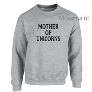 sweater-Mother-of-unicorns-div.kleuren-S0067