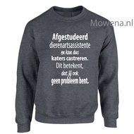 Dierenarts-assistente-sweater--DA001