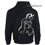 Paard-hond-poes-hoodie-vk-P0102