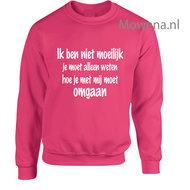 Ik-ben-niet-moeilijk-sweater-LFS014