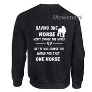 Sweater-saving-one-horse-wont-change-the-world-ak-SP105
