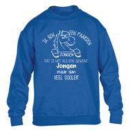 Paardenjongen-Sweater-opdruk-voorkant-KH0093