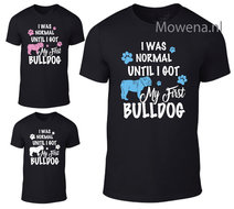 I-was-normal-bulldog-Unisex-div-kleuren-vk-ptu104