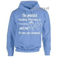 Hoodie-healing-therapie-voorkant-PH0109
