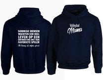 Volleybalmama-hoodie