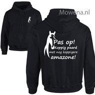 Hoodie-amazone-of-ruiter-koppig-paard-PH0111