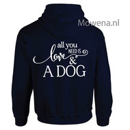 Vest-all-you-need-is-love-&-a-dog-PV0105
