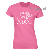 Dames-all-you-need-is-love-&-a-dog-vk-ptd0105