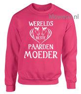 Sweater-werelds-beste-paardenmoeder-keuze-uit-voor-of-achterkant-opdruk-SP114