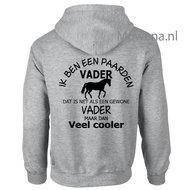 Hoodie-paardenvader-maar-dan-veel-cooler-voor-of-achterkant-opdruk-mogelijk-PH0116