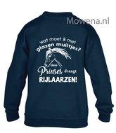 Kids-Sweater-glazen-muiltjes-deze-prinses-draagt-paardrijlaarzen-ak-KH0098