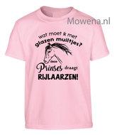 T-shirt-kids-glazen-muiltjes-deze-prinses-draagt-paardrijlaarzen-KTP0098