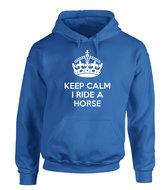 BF-maat-164-Royal-Blue--Keep-calm-I-ride-a-horse