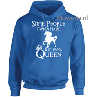 BF-MAAT-2XL-Royal-blue-Hoodie-Some-people-own-a-mare