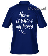 Unisexpolo-Home-is-where-the-horse-is..-ptu124