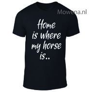 Unisex-Home-is-where-the-horse-is..-ptu124