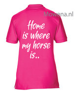 Dames-polo-Home-is-where-the-horse-is..-ptu124