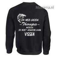 Sweater-Geen-therapie-nodig-vissen-SV001